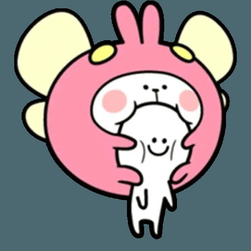 Spoiled rabbit 18 - Sticker 8