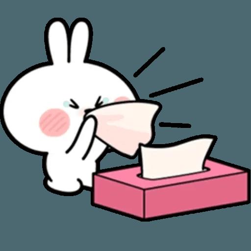 Spoiled rabbit 18 - Sticker 9
