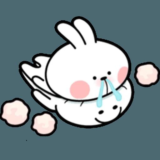 Spoiled rabbit 18 - Sticker 10