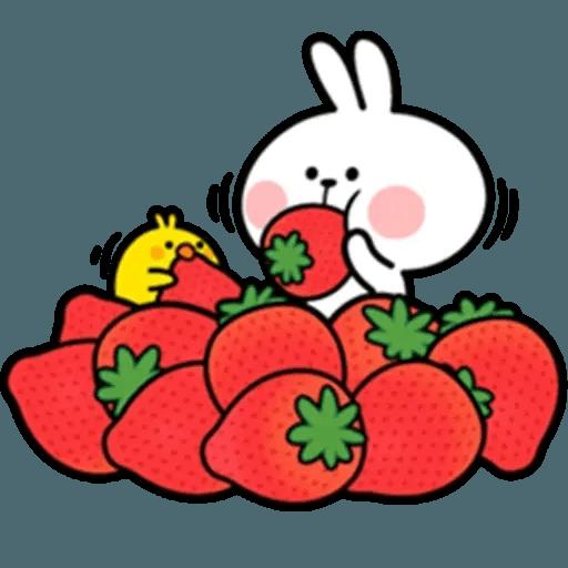 Spoiled rabbit 18 - Sticker 22