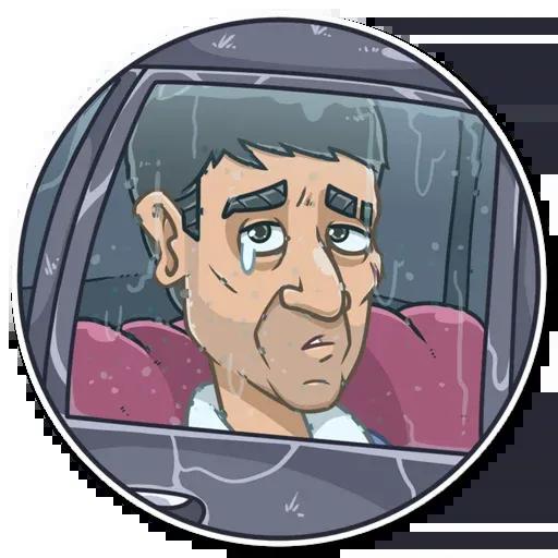 Tony Montana - Sticker 23