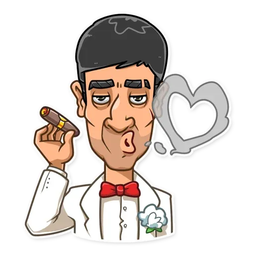 Tony Montana - Sticker 2