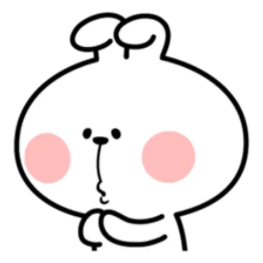 Spoiled rabbit - Sticker 8