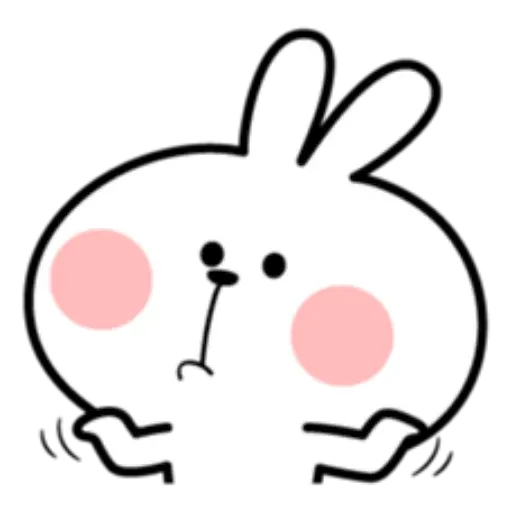 Spoiled rabbit - Sticker 5