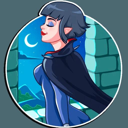 Draculessa - Sticker 14