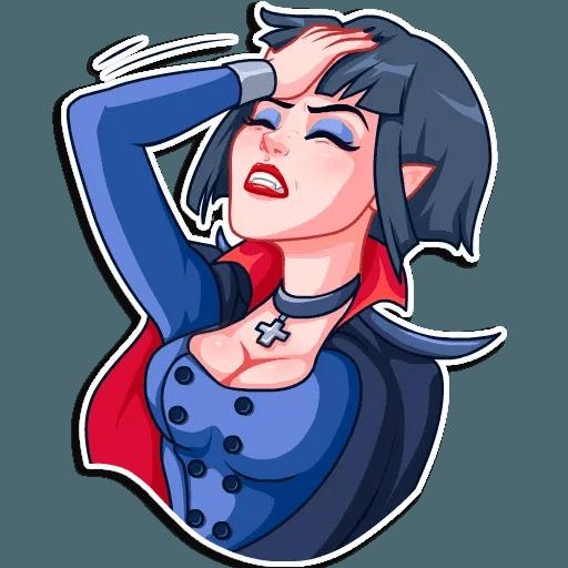 Draculessa - Sticker 13