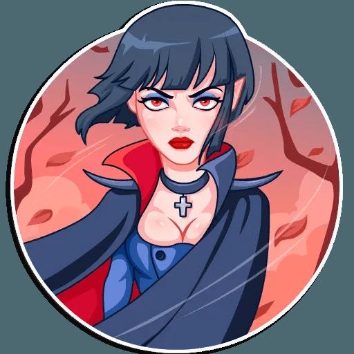 Draculessa - Sticker 6