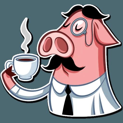 Pig Pete - Sticker 30