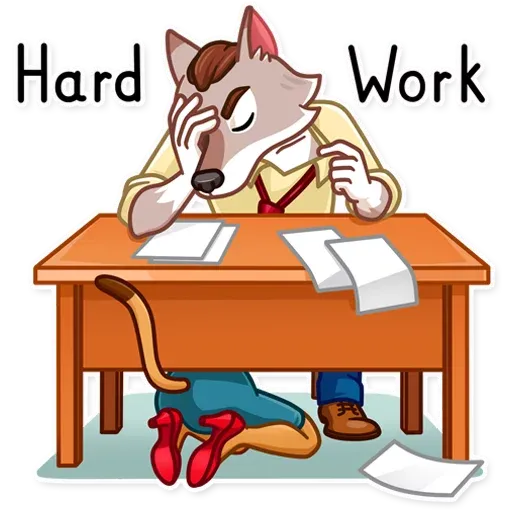 The Wolf 2 - Sticker 5