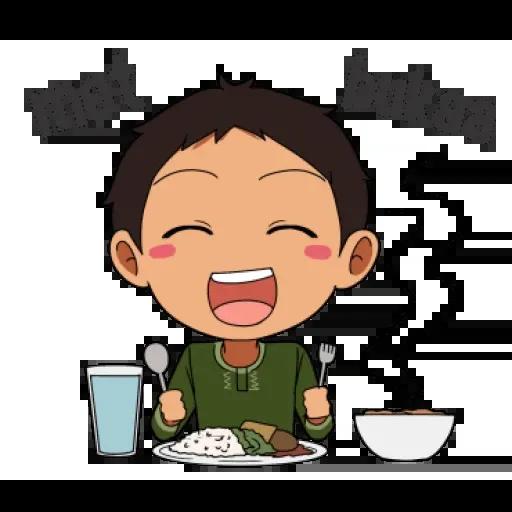 Puasa Ramadhan - Sticker 28
