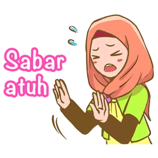Puasa Ramadhan - Sticker 23