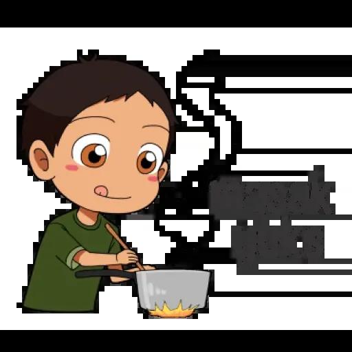 Puasa Ramadhan - Sticker 24