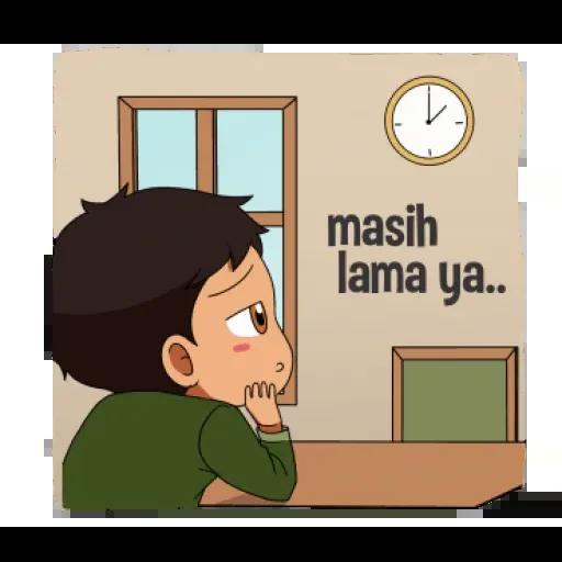 Puasa Ramadhan - Sticker 29