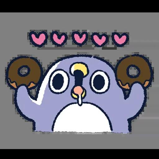企鵝3 - Sticker 3