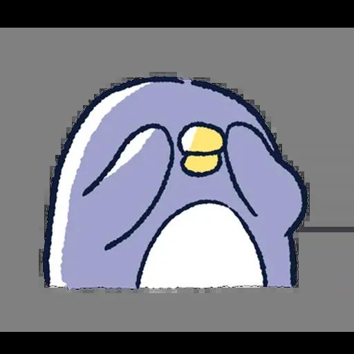 企鵝3 - Sticker 12