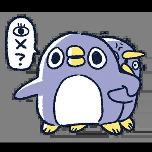企鵝3 - Sticker 16