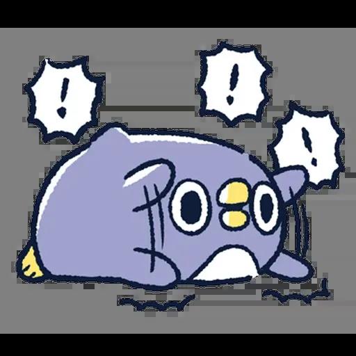 企鵝3 - Sticker 5