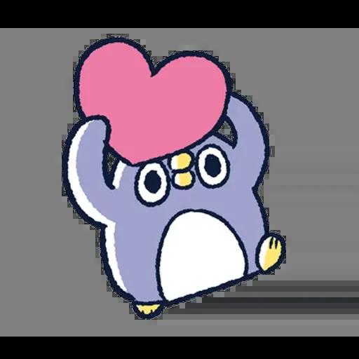 企鵝3 - Sticker 13