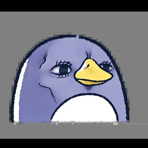 企鵝3 - Sticker 1