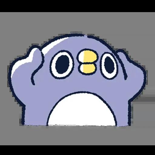 企鵝3 - Sticker 11
