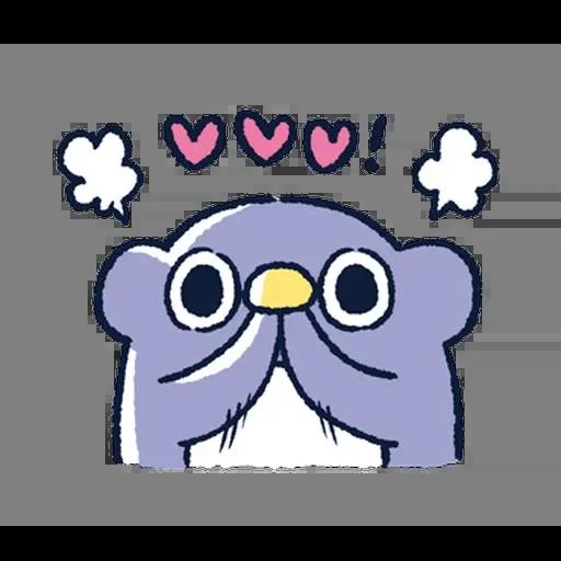 企鵝3 - Sticker 4