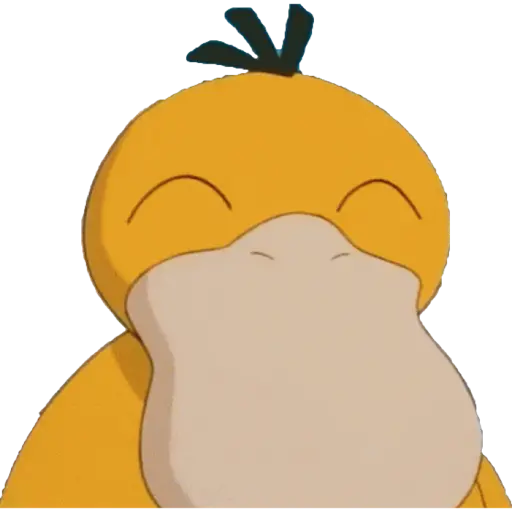 Psyduck - Sticker 2