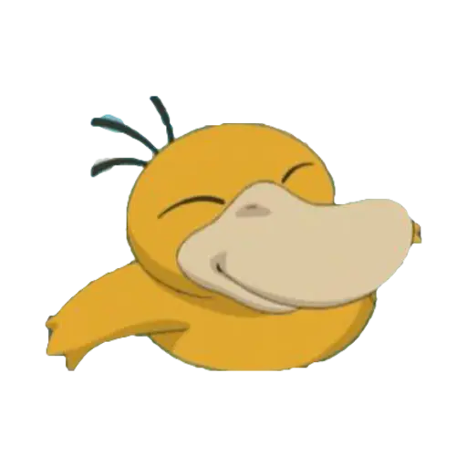 Psyduck - Sticker 3