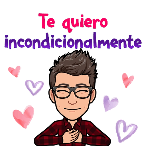 Love you - Sticker 5