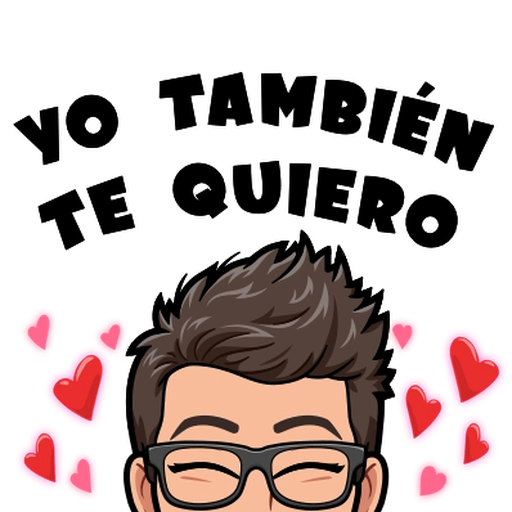 Love you - Sticker 10