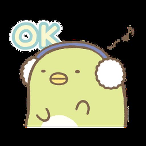 Sumikko gurashi (冬季篇) - Sticker 4