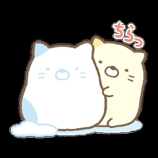 Sumikko gurashi (冬季篇) - Sticker 2