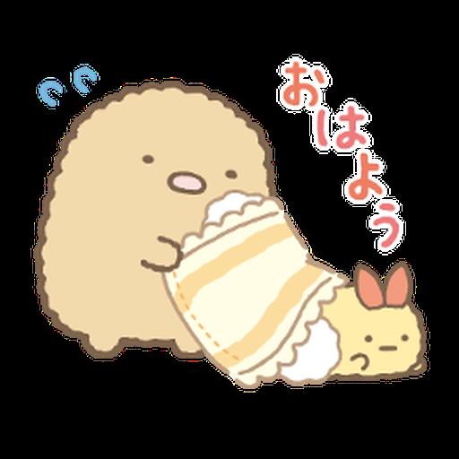 Sumikko gurashi (冬季篇) - Sticker 5