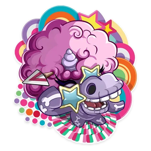 Undead Unicorn - Sticker 13