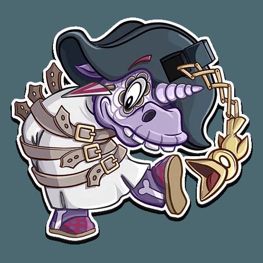 Undead Unicorn - Sticker 8