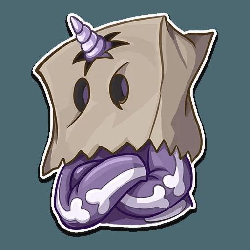Undead Unicorn - Sticker 24