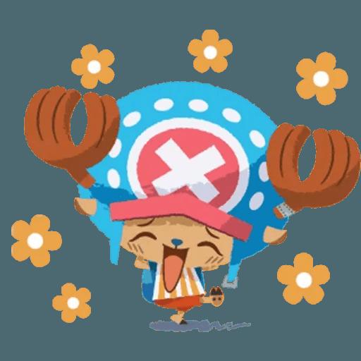 喬巴 - Sticker 3