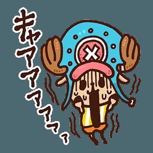 喬巴 - Sticker 18
