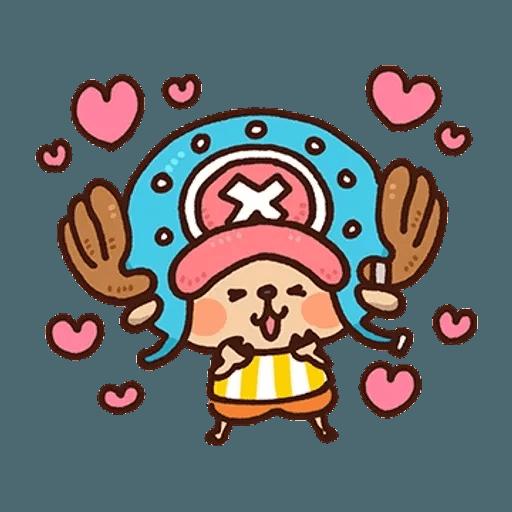 喬巴 - Sticker 5