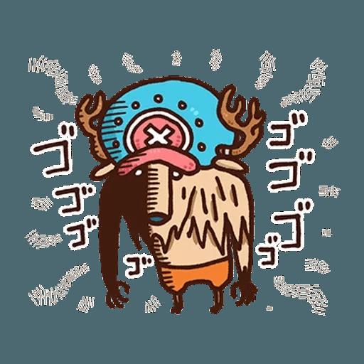 喬巴 - Sticker 27