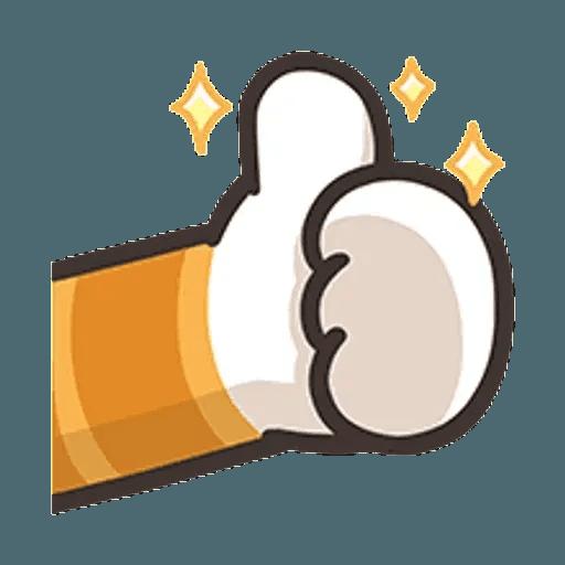 灰貓仔 - Sticker 29
