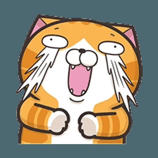 灰貓仔 - Sticker 26