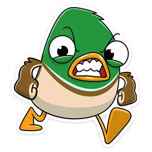Duck - Sticker 22