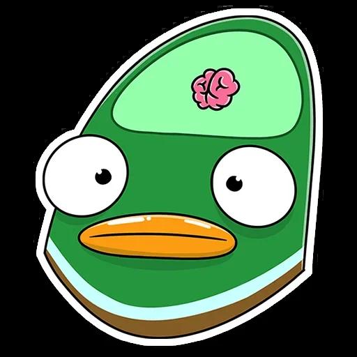 Duck - Sticker 17