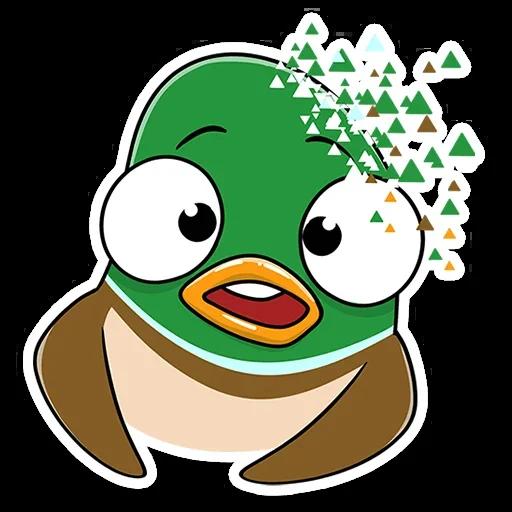 Duck - Sticker 8