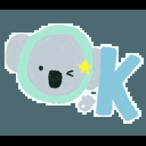Koala - Sticker 12