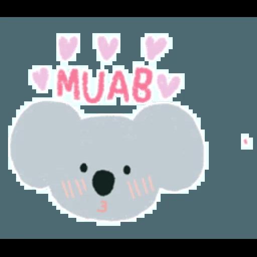 Koala - Sticker 20
