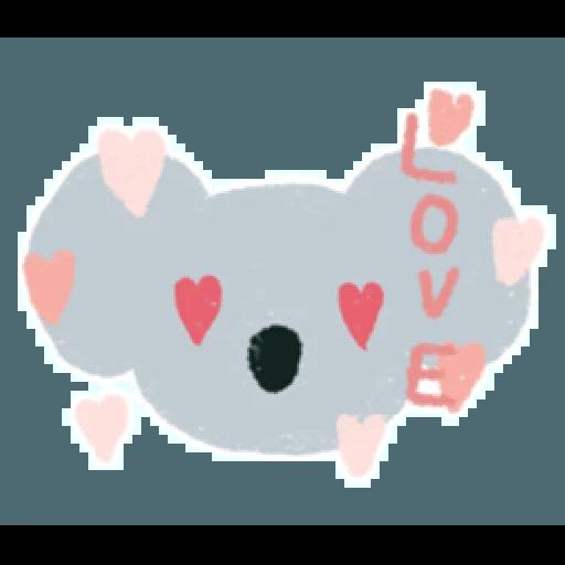 Koala - Sticker 3