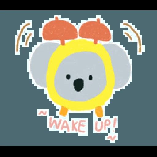 Koala - Sticker 9