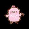 Cutie Meong - Tray Sticker