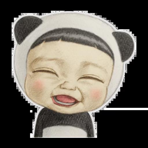 Cutieboi 2 - Meong - Sticker 4